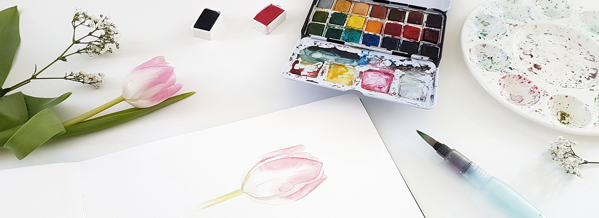 Watercolour Basics